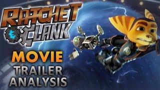 Ratchet & Clank Movie - Trailer #2 Analysis
