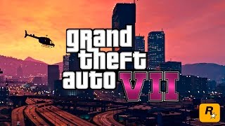 GTA 6 - Grand Theft Auto VI: Official Gameplay Video Preview Trailer