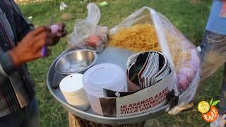 Street Food - Bhelpuri (भेल पूरी) | Indian Street Food | Street Food India