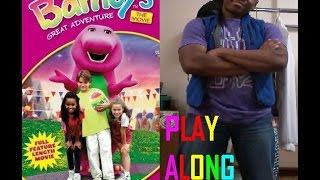 Barney's Great Adventure Play Along