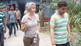 এবার প্রেমের টানে ব্রাজিল থেকে রাজবাড়ি চলে আসলো তরুণী | Brazilian Girl in Bangladesh | Bangla News