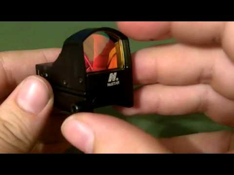 NC Star Tactical Red Dot Sight Initial Thoughts in HD