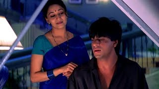 Shahrukh Khan is trying to sing a song in anger | Hum Tumhare Hain Sanam