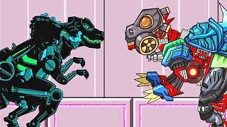 Dino Robot Adventure: Spinosaurus Stage 01-20 | Eftsei Gaming