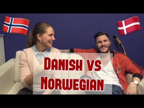Norwegian vs. Danish - Conversation