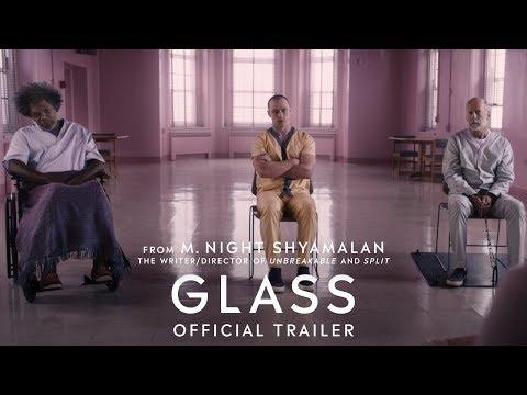 Glass Official Trailer HD
