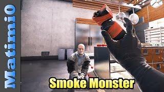 Smoke Monster - Rainbow Six Siege