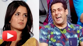 OMG ! Salman Khan Makes FUN Of Katrina Kaif AGAIN | Comedy Nights With Kapil