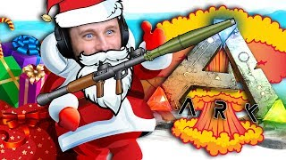 ARK: SURVIVAL EVOLVED - THE CHRISTMAS RAID?!