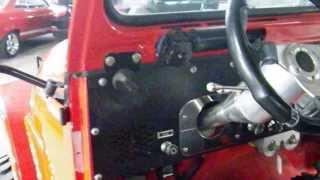 1979 Jeep CJ5 Red