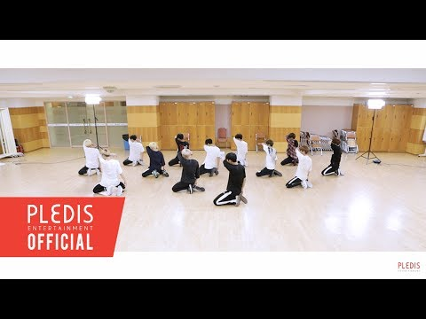 [Choreography Video] SEVENTEEN(세븐틴)-울고 싶지 않아(Don't Wanna Cry) Rearview Ver.