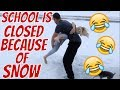 SCHOOL IS CANCELLED | THE LEROYS