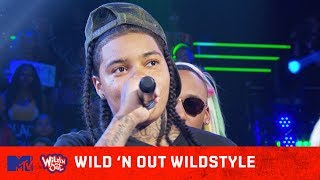 Young M.A & Erica Mena Go At It w/ Nick & The Red Squad 🔥 | Wild