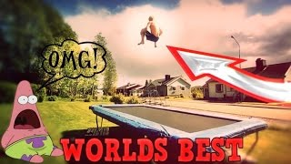 Worlds Best Trampoline Tricks [Quads, Twists, Quints & Everything]