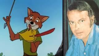 Robin Hood (1973) Actores De Doblaje En Español Latino