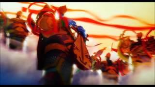 Monkey King Hero is Back (西游记之大圣归来) Intro Scene