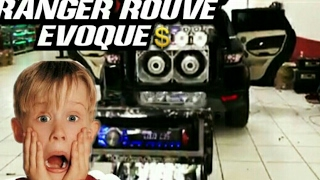 RANGER ROUVER EVOQUE /SYSTEM SOM CAR