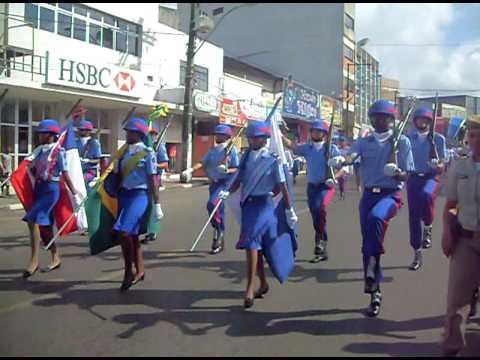 desfile do CPM de alagoinhas