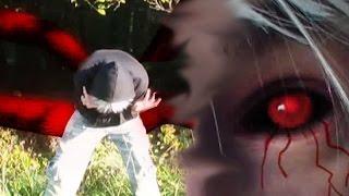 Kaneki's Kagune - Tokyo Ghoul REAL LIFE