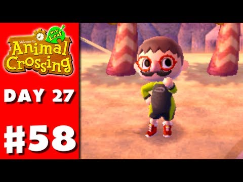 Animal Crossing: New Leaf - Part 58 - Wet Suit (Nintendo 3DS Gameplay Walkthrough Day 27)