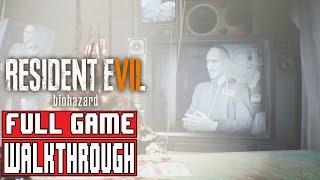 Resident Evil 7 Banned Footage Vol 2 21 Survival & Survival+ Full Game Walkthrough