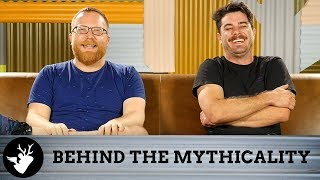 Power Tool Cooking School | Behind The Mythicality