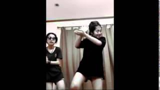 Goyang pew-pew ala ABG thailand