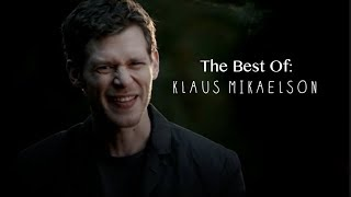 ● klaus mikaelson | the best of [humor]