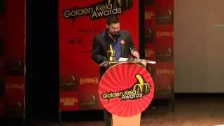 Kanti Shah At The 4th Annual Golden Kela Awards!