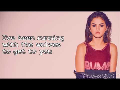 Selena Gomez ft. Marshmello - Wolves (Lyrics) mp3