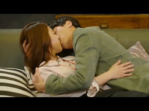 Introverted Boss    ALL Kiss Scenes Compilation