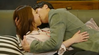 Introverted Boss || ALL Kiss Scenes Compilation