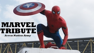 MARVEL TRIBUTE | Seven Nation Army