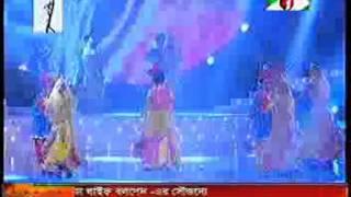 putul nach sera nachiye 2012 (bafa Dance)