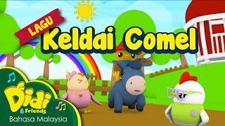 Lagu Kanak Kanak | Keldai Comel | Didi & Friends