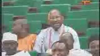 Honorable Patrick Obahiagbon Speech