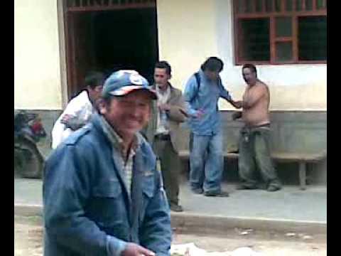 pelea de borrachos Lagartija vs Churre La granja Querocoto