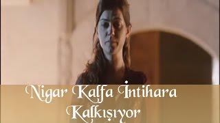 Nigar Kalfa İntihara Kalkışıyor - Muhteşem Yüzyıl 41.Bölüm