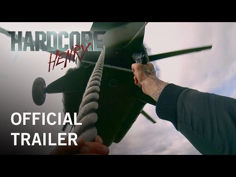 Xxx Mp4 Hardcore Henry Official Trailer Own It Now On Digital HD Blu Ray DVD 3gp Sex