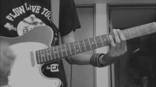 【FLOW】「虹の空 (Niji No Sora)」Guitar COVER【NARUTO疾風伝 ED】