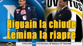 Diretta Stadio 7Gold Napoli Juventus 2-1 SerieA 2015