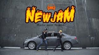 Ranz and Niana - New Jam (Lyric Video) | #NewJamChallenge
