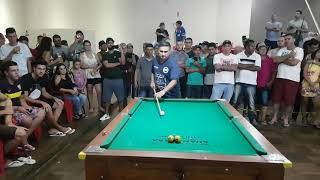Baianinho de Mauá x Ramon Lolito torneio de bolinho Ibaté