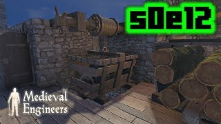 My Personal Stone Mine - Medieval Engineers S0E12