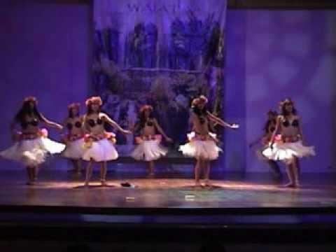 danzas polinesias waiata rapa nui