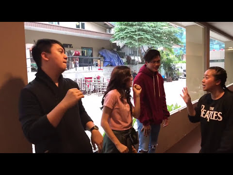 Ngintip Chandraliow, Rizky Febian & Sheryl Sheinafia Latihan Dance SWEET TALK