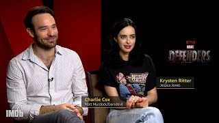 """""""The Defenders"""" Reveal Things to Know About Daredevil and Charlie Cox   IMDb EXCLUSIVE"""