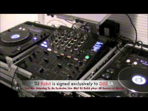 DJUSA DJ ROHIT 2010 Dance Music Demo-hdvid.in