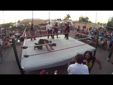 HIW Fight Night Episode 1