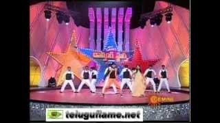balu uploading in gemini dancing stars